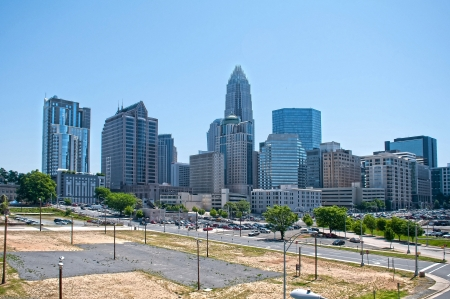 Charlotte, North Carolina Stock Photo - 16309244