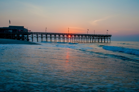 Myrtle Beach Lizenzfreie Bilder