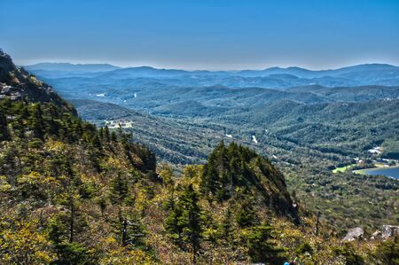 wnc: Mount Mitchell and the Black Mountains of North Carolina the Highest Peaks East of the Mississippi River