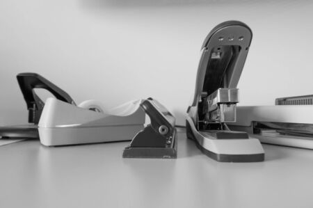 office stapler: general office tools, stabler, hole punch,