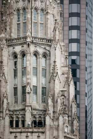 chicago architecture Reklamní fotografie