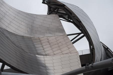 titanium: chicago titanium architecture Editorial