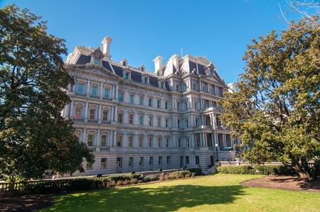 eisenhower: Eisenhower Executive Office Building in Washington, DC