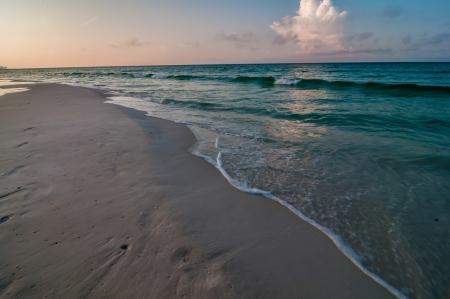 beach scapes