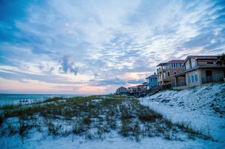 Destin Florida Strand Szenen aus dem Leben