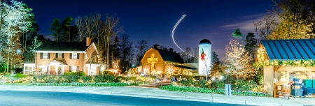 christmas at billy graham library photo
