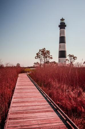 hatteras: Bodie Island Lighthouse OBX Cape Hatteras North Carolina