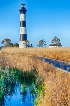 Bodie Island Lighthouse OBX Cape Hatteras North Carolina photo