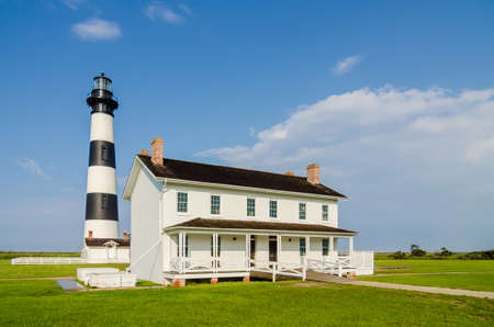 obx: bodie island estate on outer banks north carolina Editorial
