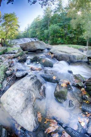 north cascade national park: moravian falls park in north carolina mountains