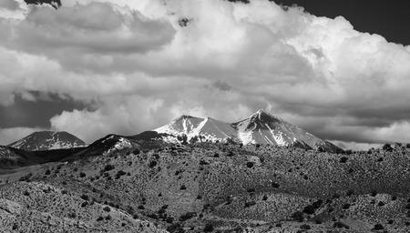Canyon badlands e colorado rocciose lanadscape Archivio Fotografico - 39157834