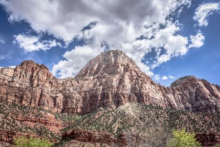 Zion Canyon National Park Utah photo