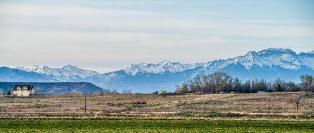 colorado rockies: at the foothills of colorado rockies