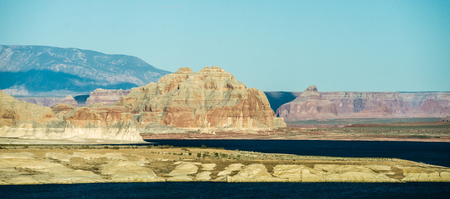 arizona scenery: scenery near lake powell arizona