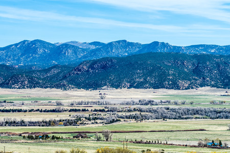 colorado roky mountains vista views Stock fotó - 39962138