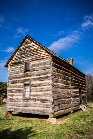 preserved histric wood house