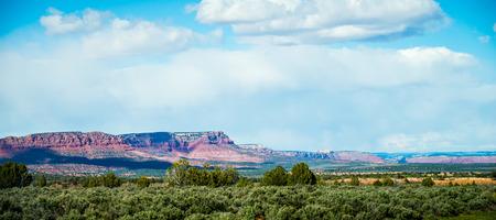 paria: canyon mountains formations panoramic views near paria utah parks