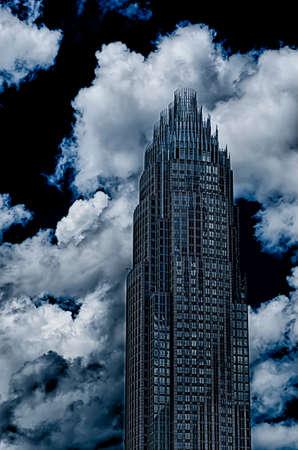 charlotte: charlotte north carolina skyscrapers