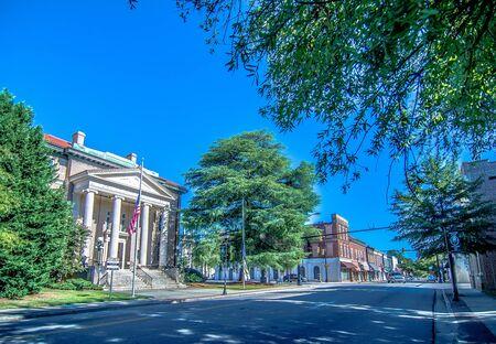 south carolina: historic white rose city of york south carolina
