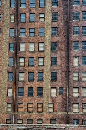 Tall Brick Building In Atlanta Photo