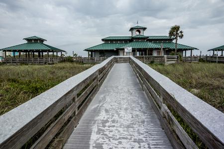 desert ecosystem: florida beach parks and recreation