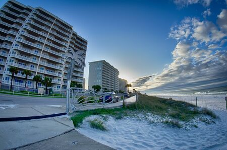 destin: destin florida beach scenes Stock Photo