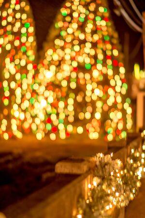 carolina: Outdoor christmas decorations at christmas town usa