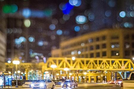 scenes around city of CHicago Illinois Stock Photo