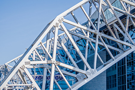 ballpark: April 2017 Arlington Texas - AT&T NFLcowboys football stadium Editorial