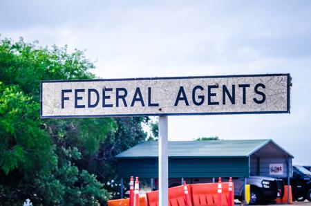 border patrol: high security federal border patrol