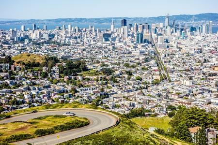 san francisco californie centre-ville et environs