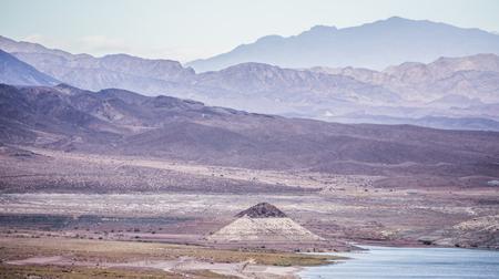 scenes at lake mead nevada arizona stateline
