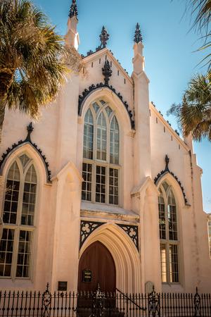 Charleston south carolina historic architecture