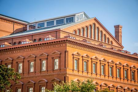 Smithsonian National Building Museum in Washington, DC Publikacyjne