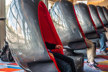experience mars virtual reality attraction ride
