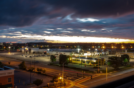 virginia beach pembroke mall surroundings downtown near norfolk Zdjęcie Seryjne - 127811608