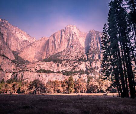 Yosemite National Park Valley