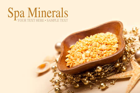 Spa minerals - Sea Spa photo