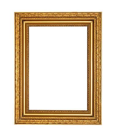 Old golden frame Stock Photo - 10472063