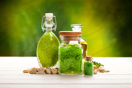 Aromatherapy minerals - Spa and wellness
