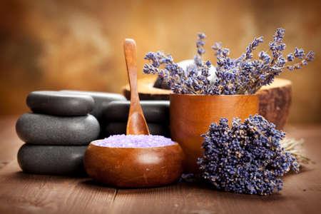 Beauty treatment - lavender spa