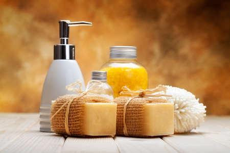 Soap and bath salt