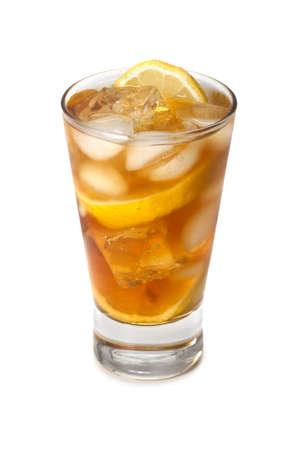 ice lemon tea: Ice tea