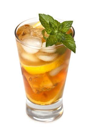 white tea: Ice tea