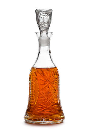 Whisky decanter  photo