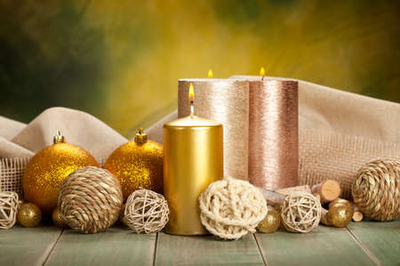 Candles Stock Photo - 10582791
