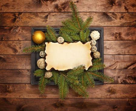 Christmas background Stock Photo - 10582895