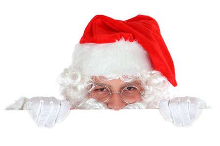 Hiding Santa Claus