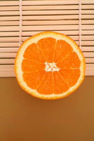 Ripe orange Stock Photo - 10608160