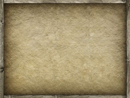 Jute or canvas background photo